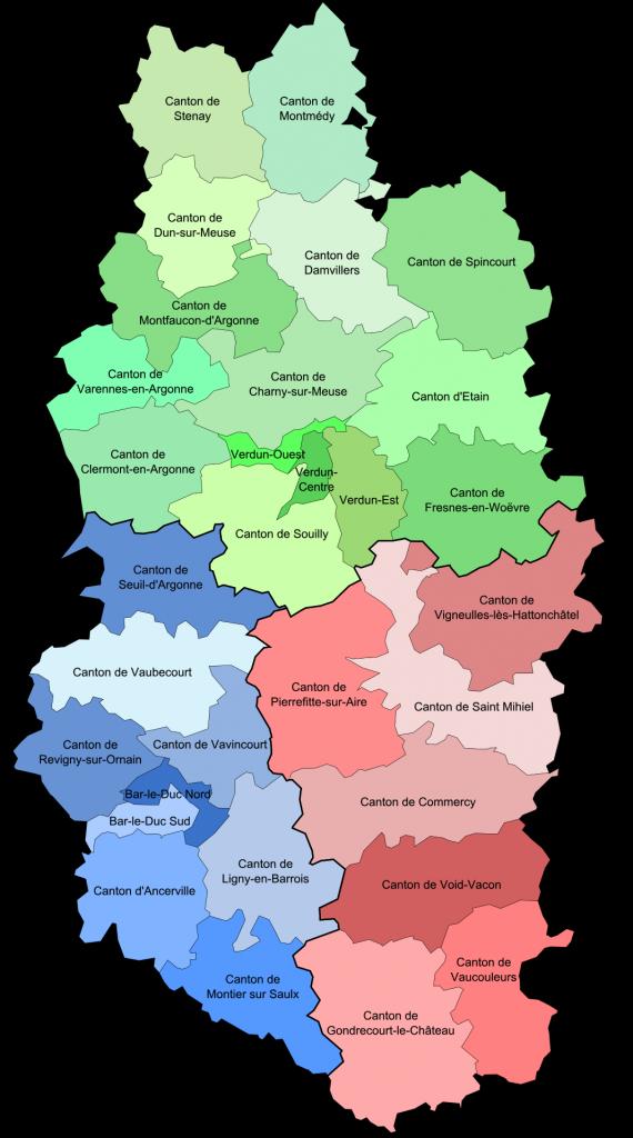 cantons Meuse avant 2014
