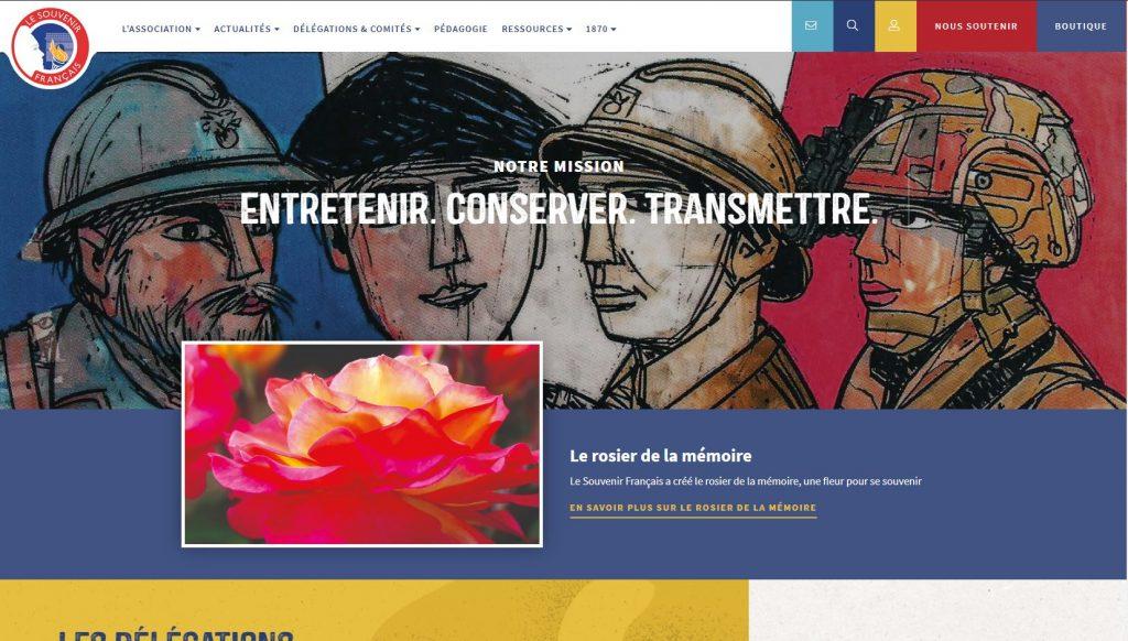 Read more about the article Lettres du Président Général du Souvenir Français