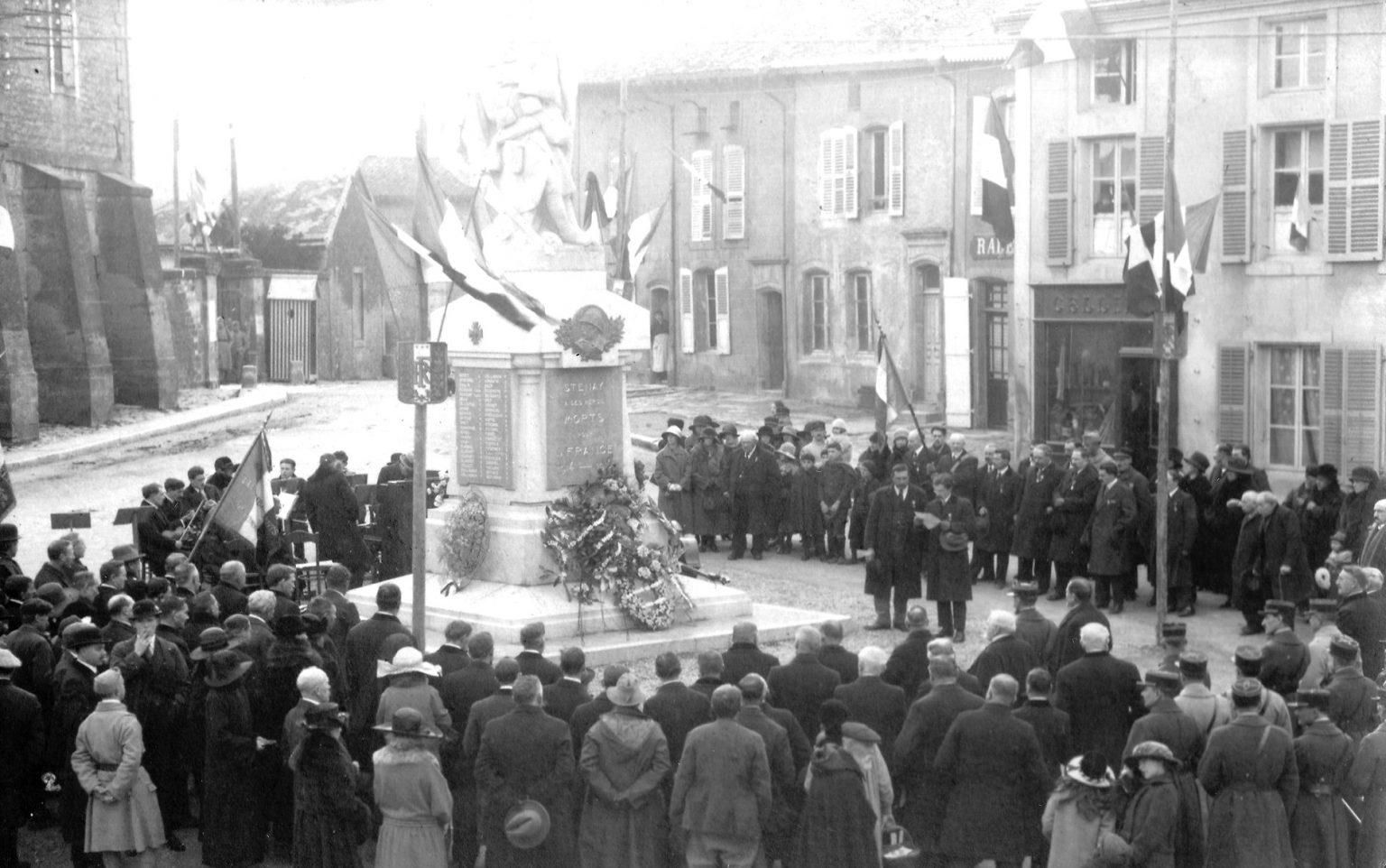 Inauguration du MAM de Stenay