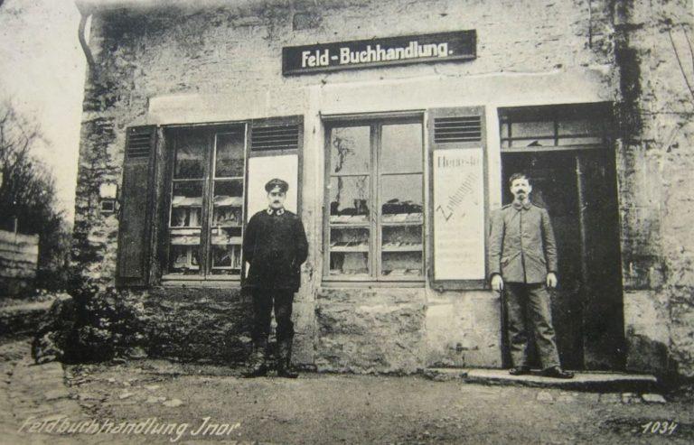 Inor pendant l'occupation allemande