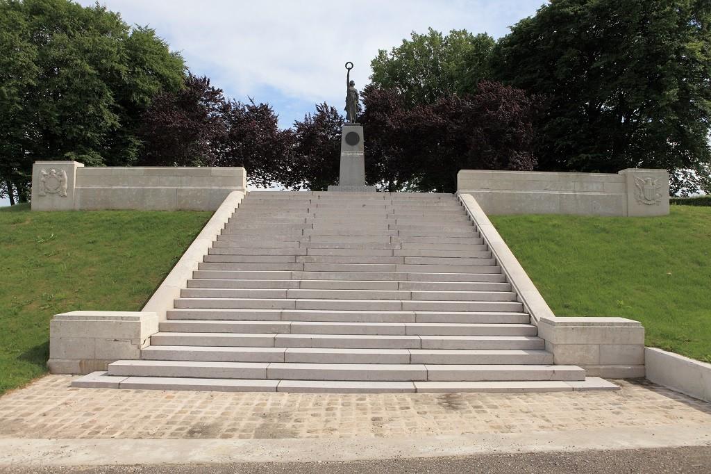 Monument du Missouri à Cheppy