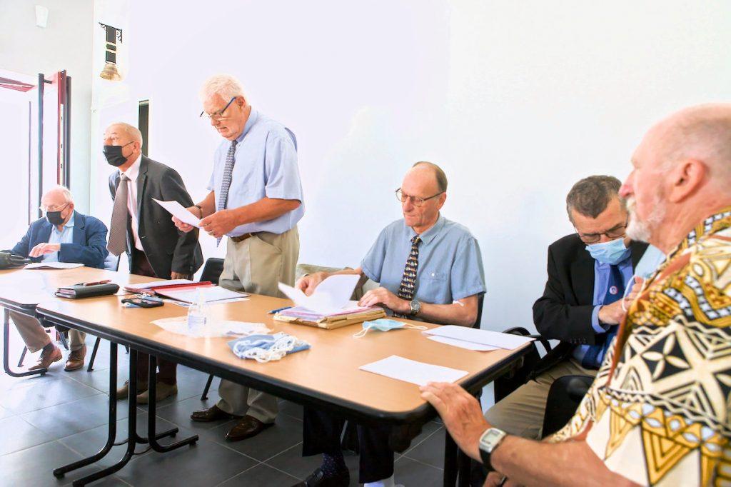 Réunion de la Délégation Générale Meuse du Souvenir Français