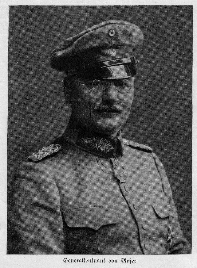 Général Otto Von Mosër