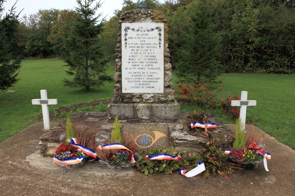 Read more about the article Commémoration Vaux-Marie 2021