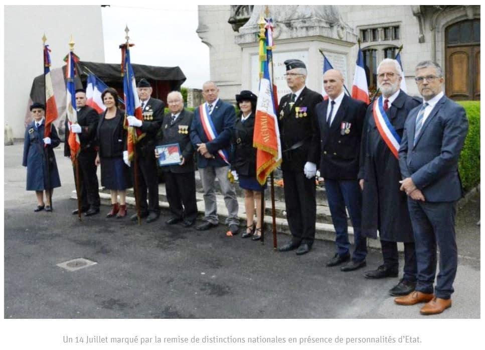 Read more about the article Commémoration du 14/07/2021