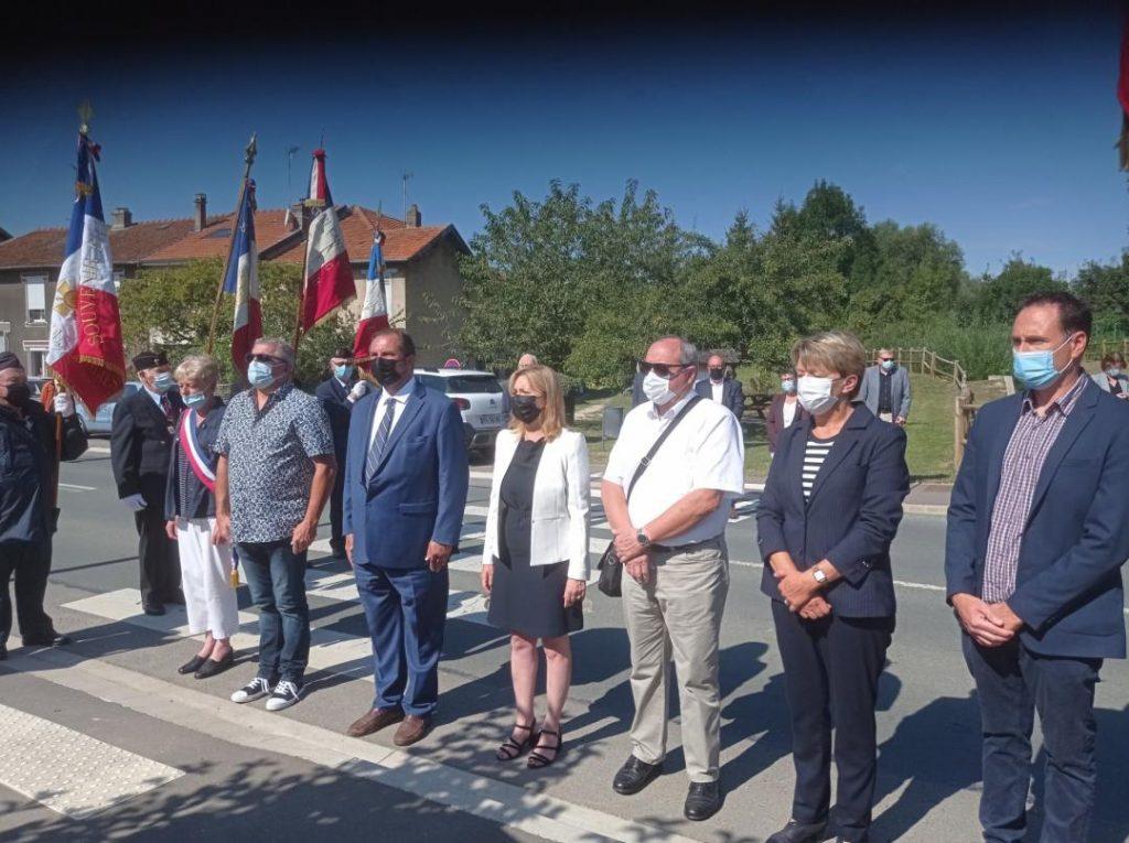 Commémoration Fresnes 2021