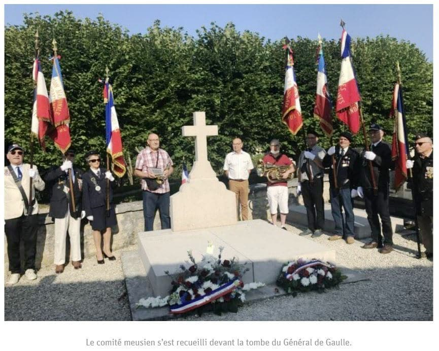 Read more about the article Hommage au Général